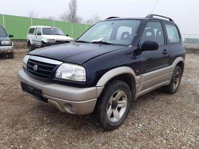 gebraucht Suzuki Grand Vitara Vitara1,6i 16V 4x4 SUV / Geländewagen
