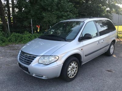gebraucht Chrysler Voyager Seven Six 2,5 CRD Ds. Kombi / Family Van,