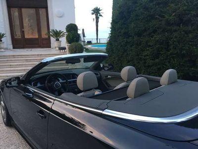 gebraucht Audi A5 Cabriolet 2,0 TFSI