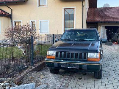 gebraucht Jeep Grand Cherokee V8 5.2 SUV / Geländewagen