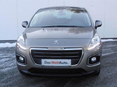 used Peugeot 3008 1,6 BlueHDi 120 S&S Allure