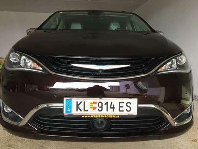 gebraucht Chrysler Pacifica Hybrid 3,6l Limitid Kombi / Family Van