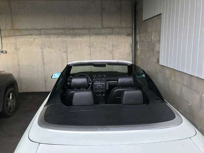 gebraucht Audi A4 Cabriolet 2,4l V6 Cabrio / Roadster