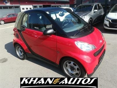 gebraucht Smart ForTwo Coupé pure *Softtouch/top gepflegt*