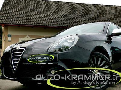 gebraucht Alfa Romeo Giulietta 2,0 JTDM-2 *Super Edizione TCT* TOP ZUSTAND