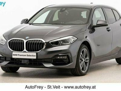 gebraucht BMW 120 d xDrive 5-Türig