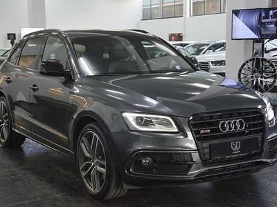 gebraucht Audi SQ5 plus 3,0 TDI quattro Tiptronic**CARBON**B&O**BI-X