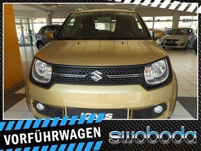 brugt Suzuki Ignis 1,2 Shine Limousine,