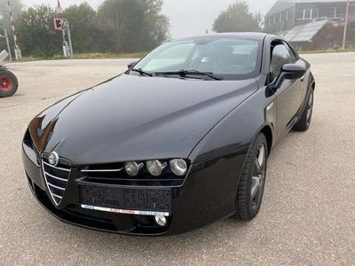 gebraucht Alfa Romeo Brera 2,4 JTDM Sportwagen / Coupé