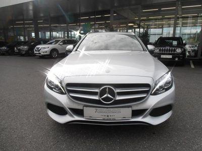 gebraucht Mercedes 250 C-KLASSE KOMBI D 4matic 190PS