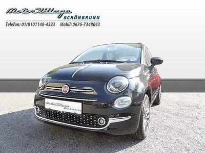 gebraucht Fiat 500C ECO 1,2 69 Lounge Cabrio / Roadster,