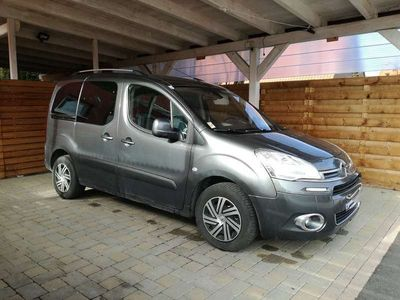 gebraucht Citroën Berlingo Multispace HDi 115 Seduction 7-Sitzer Kombi / Family Van,