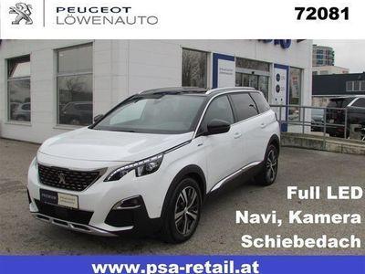 gebraucht Peugeot 5008 1,2 PureTech 130 S&S GT Line