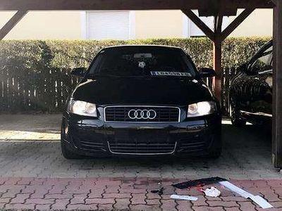 gebraucht Audi A3 2.0 TDI Sportwagen / Coupé,