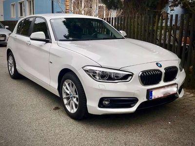 gebraucht BMW 116 1er-Reihe i Sport Line Limousine