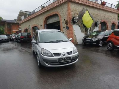 gebraucht Renault Scénic II Exception 1,6 16V Kombi / Family Van