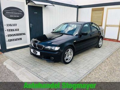gebraucht BMW 320 3er M-Paket Diesel (E46)