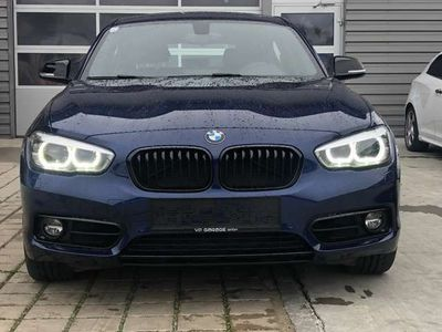 gebraucht BMW 120 Sport Line Automatik