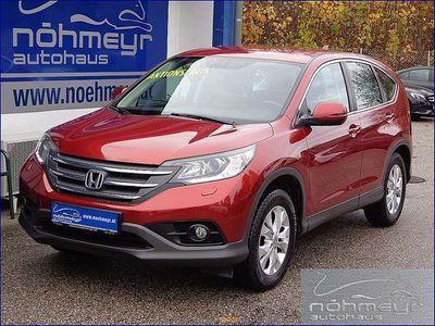gebraucht Honda CR-V 1,6i-DTEC Elegance***Winter-Paket*ÖAMTC Pickerl**