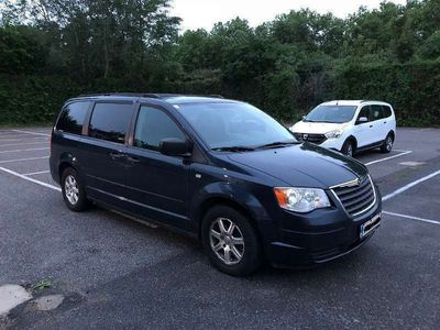 gebraucht Chrysler Grand Voyager VoyagerLX Business 2,8 CRD Aut. Kombi / Family Van