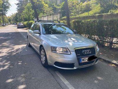 gebraucht Audi A6 Avant 2,7 TDI V6