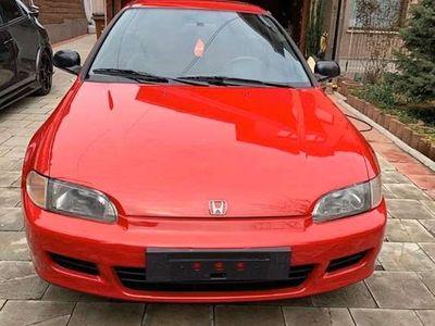 gebraucht Honda Civic 1.6 Sportwagen / Coupé