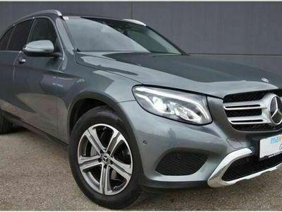 gebraucht Mercedes GLC220 d 4MATIC Aut. ***LEDER/ACC/KAMERA/AHK/LED***