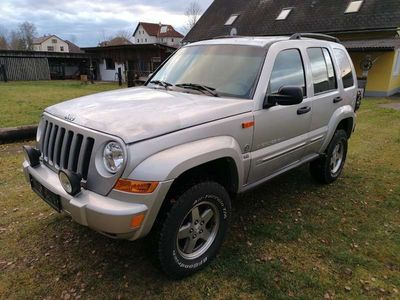 gebraucht Jeep Cherokee 2,8 CRD Sport Limited SUV / Geländewagen