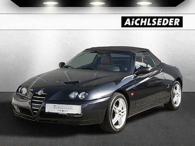 gebraucht Alfa Romeo Spider 2,0 JTS Cabrio / Roadster