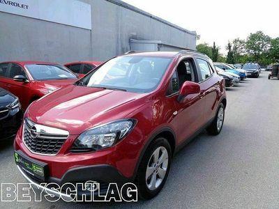 gebraucht Opel Mokka 1,4 Turbo Ecotec Edition Start/Stop System SUV / Geländewagen