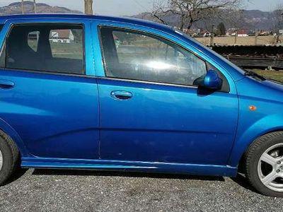 gebraucht Chevrolet Kalos / DaewooDaewoo Klein-/ Kompaktwagen
