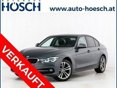 used BMW 318 d Sport Line xDrive LP: 49.489,- €