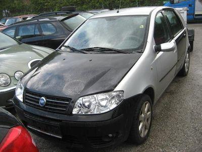 used Fiat Punto Classic 1,2 Italia KANN AUCH IN TEILEN ERWOR