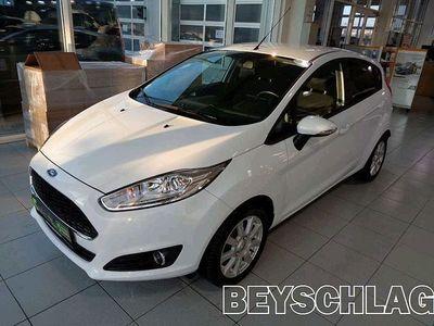 gebraucht Ford Fiesta Trend 1,25