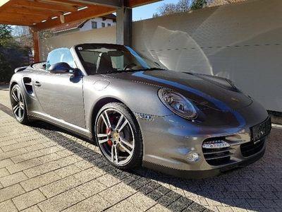 gebraucht Porsche 911 Turbo Cabriolet II Allrad DSG