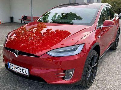 gebraucht Tesla Model X X100Dual Motor SUV / Geländewagen