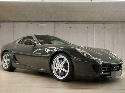 gebraucht Ferrari 599 GTB Fiorano*HGTE*Keramik*Sammlerwagen*Perfekt*