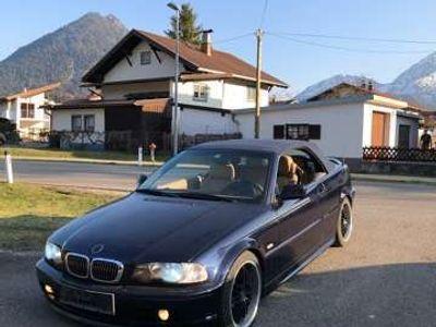 gebraucht BMW 323 Cabriolet 3er-Reihe Cabrio E46 Österreich-Paket