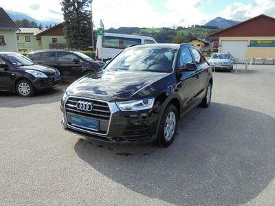 gebraucht Audi Q3 2.0 TDI quattro Austria