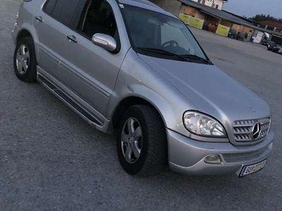 gebraucht Mercedes 400 M-KlasseCDI SUV / Geländewagen,