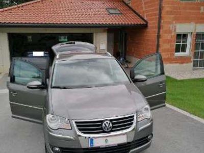 gebraucht VW Touran 1,9 TDI Kombi / Family Van