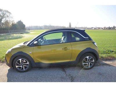 gebraucht Opel Adam 1,0 Turbo Rocks Ecotec Direct Injection Start/Sto