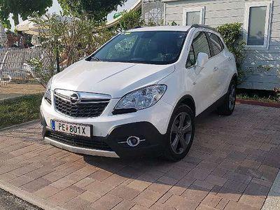 gebraucht Opel Mokka Cosmo 1.7 Diesel, Automatic SUV / Geländewagen,