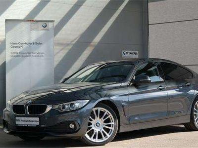 gebraucht BMW 418 Gran Coupé 4er-Reihe d Advantage Aut. Sportwagen / Coupé