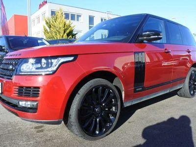 gebraucht Land Rover Range Rover 3,0 SDV6 Hybrid Autobiography