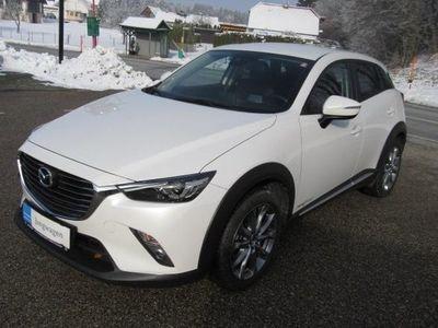 gebraucht Mazda CX-3 G120 Takumi SUV / Geländewagen,