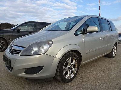 gebraucht Opel Zafira 1,7 CDTI DPF Kombi / Family Van