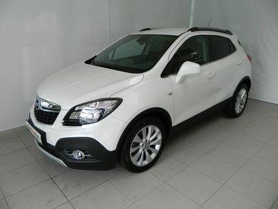 gebraucht Opel Mokka 1,6 CDTI Ecotec Cosmo Start/Stop System