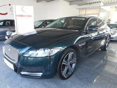 gebraucht Jaguar XF 20d Portfolio Aut.