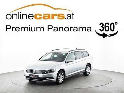 gebraucht VW Passat Variant 1.6 TDI STANDHEIZUNG